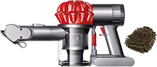 216861-01 Dyson V6 Car Boat Handheld Vacuum, Cordless Cleaner (Complete Set) w/ Bonus: Premium Microfiber Cleaner Bundle