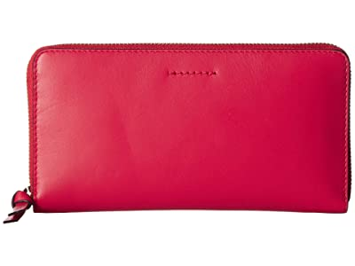 Cole Haan Kaylee Continental Wallet (Teaberry) Wallet Handbags