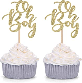 Best edible cupcake toppers baby shower Reviews