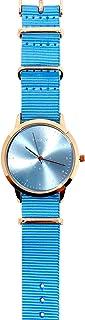 Sporty Watch with Nylon Strap
