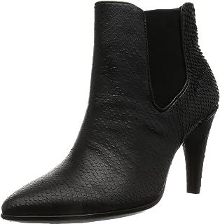 حذاء برقبة للكاحل نسائي من ايكو الشكل 75 Pointy Chelsea مقاس 38 أوروبي/7-7. 5 M US