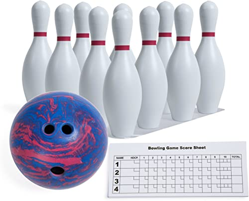 Gamecraft Weißhted Bowling Set