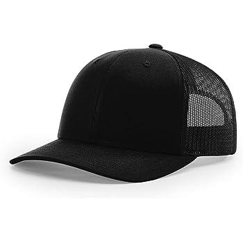 TCJX I Run Like A Girl Try and Keep Up Mesh Baseball Cap Kids Adjustable Trucker Hat Sky Blue