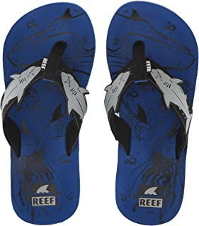 Reef Kids Ahi Shark Sandal