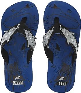 Reef Kids Ahi Shark Sandal