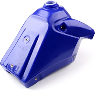 Areyourshop Blue Fuel Gas Tank Petrol Gastank for Yamaha TTR125 TTR 125 2000-2007 2005,5HP-24110-30-00