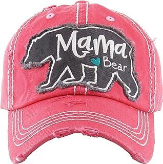 6c7913c497b KBETHOS Ladies Womens Baseball Cap Fashion Design Vintage Dad Trucker Hat