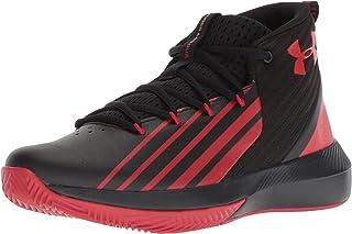 99731035 Under Armour UA BGS Lockdown 3, Zapatos de Baloncesto para Niños