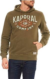 e9290f09b1f08 Amazon.fr : Kaporal - Sweats à capuche / Sweats : Vêtements