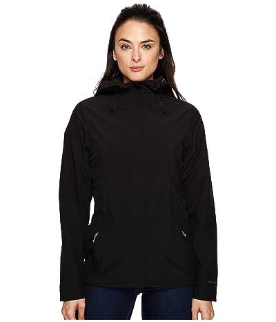Royal Robbins Oakham Waterproof Jacket (Jet Black) Women