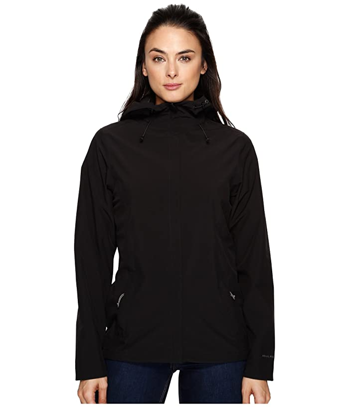 Royal Robbins Oakham Waterproof Jacket (Jet Black) Women