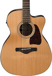 Ibanez アイバニーズ AC450CENT Artwood Solid Top Grand Concert エレアコ Natural アコースティックギター アコギ ギター (並行輸入)