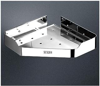 YF-SURINA Support de douche étagère de salle de bain support de douche support de coin de bain en acier inoxydable étagère...