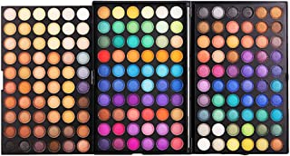 ELLITE Styles Professional 180 Colors Fashion Eyeshadow Palette Makeup Contouring Kit