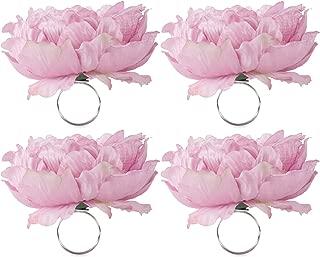 Best flower napkin rings weddings Reviews