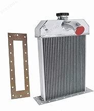 STAYCOO Aluminum 3 Row Radiator for Tractor Farmall Cub & Cub Lowboy (351878R92,351878R91,351878R93)