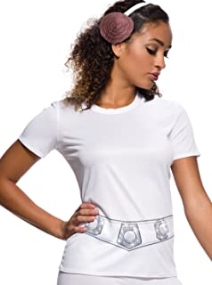 Adult Star Wars Princess Leia Rhinestone Costume T-shirt
