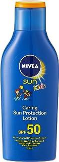 Nivea Kid's Sun Lotion SPF 50, 125 ml
