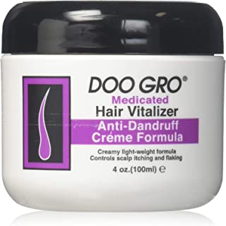 Doo Gro Medicated Vitalizer Anti-dandruff Creme 4 Oz