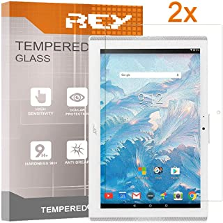 REY 2X Protector de Pantalla para Acer ICONIA One 10 B3-A40 10.1