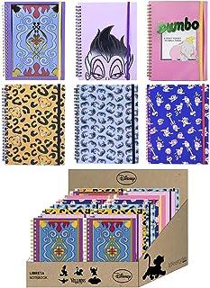 Cerdá Display Libretas, Afficher Les cahiers Disney Mixte Enfant, Lilas, A5, 3