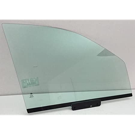 Fit 2006-2007 Jeep Liberty Passenger Side Right Front Door Window Glass