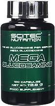 Scitec Nutrition Mega Glucosamine Productos Con Glucosamina y Condroitina - 112.8 gr, 100 Cápsulas