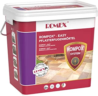 ROMPOX-Easy The No. 1 pre-Mixed Permeable Joint Compound. Color Neutral, 33 pounds