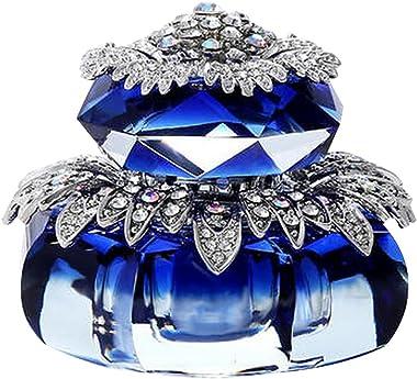 Alien Storehouse Car Perfume Crystal Car Air Freshener Perfume Bottle for Car Creative [Blue-2]