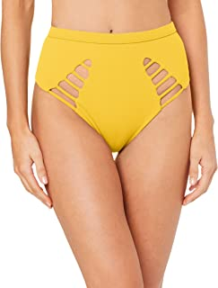 The Bondi Alchemist Women's HIGH Waist Swimsuit, Made from Recycled Fishing Nets