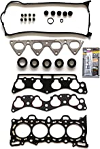 SCITOO Head Gasket Set Replacement for Honda Civic del Sol S/Civic del Sol Si/Civic GX/Civic CX DX LX VP/Civic EX Si/Civic HX 1.6L SOHC 16V 1996-2000 Head Gaskets Kit Sets