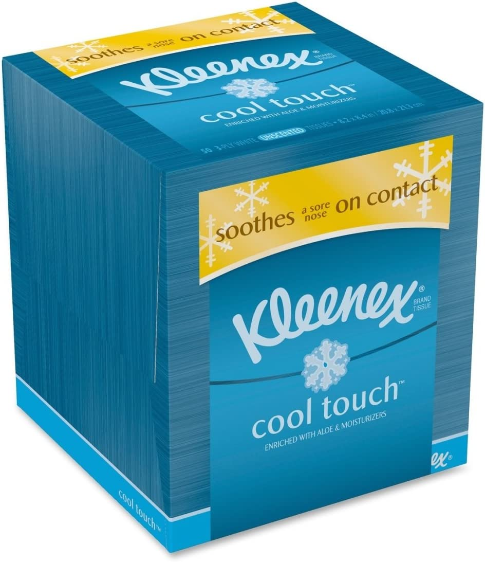 Kimberly-Clark Cool Touch Facial 29388BX New popularity Tissue Chicago Mall