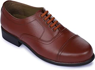 Fortune (from Liberty) Men's Brown Formal Shoes