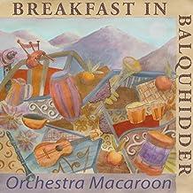 Breakfast In Oban