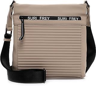 SURI FREY Umhängetasche Carry 12981 Damen Handtaschen Streifen One Size