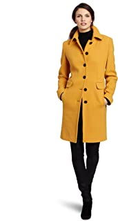Best mustard wool coat Reviews