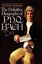 the definitive biography of pdq bach