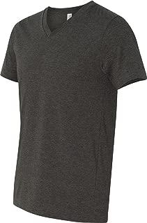 Canvas 3005 Unisex Short Sleeve V-Neck Jersey Tee