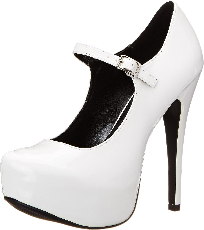 Highest Heel The Women's Kissable-71-Wpat Platform Pump