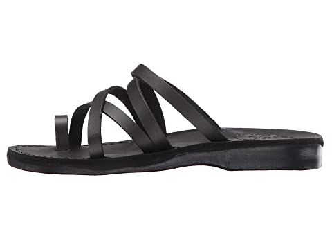 Sandals Ariel Womens Sandals BlackBrown Ariel Jerusalem Jerusalem Womens cWqqv1fn