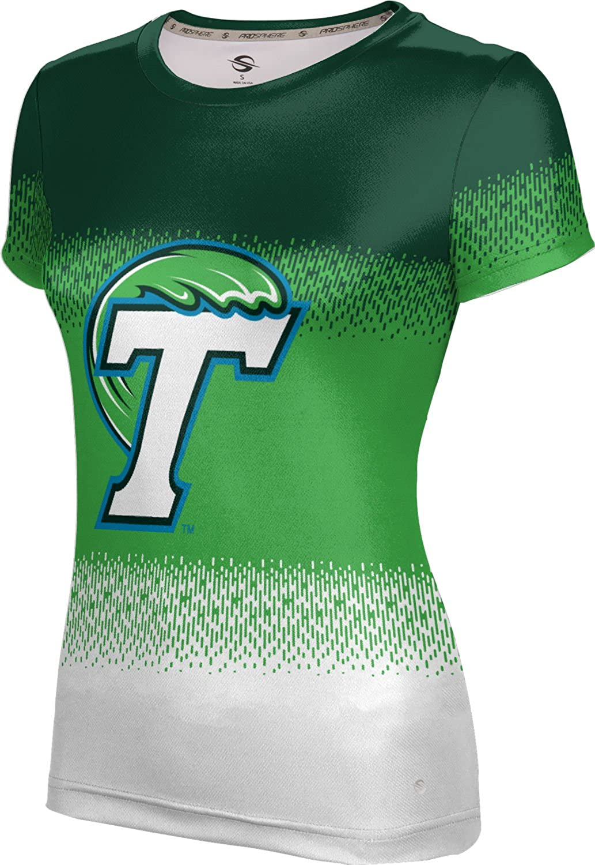ProSphere Tulane University Girls' Performance T-Shirt (Drip)