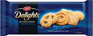 Tiffany, Delights, Butter Cookies, 40g x 12