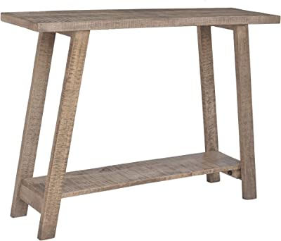 Amazon.com: Collections Etc Beautiful Sofa Table with Built ...