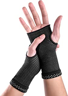 New Technology Compression Gloves Sleeves (Pair) for Carpal Tunnel Wrist and Pain Relief Treatment,Everyday Support for Wrist and Hands,Best Wrist and Hand Brace for Women and Men