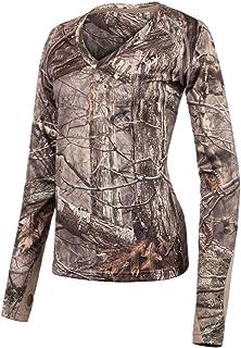 3d30ad258e2fd Huntworth Ladies Light Weight Long Sleeve Hunting Shirt