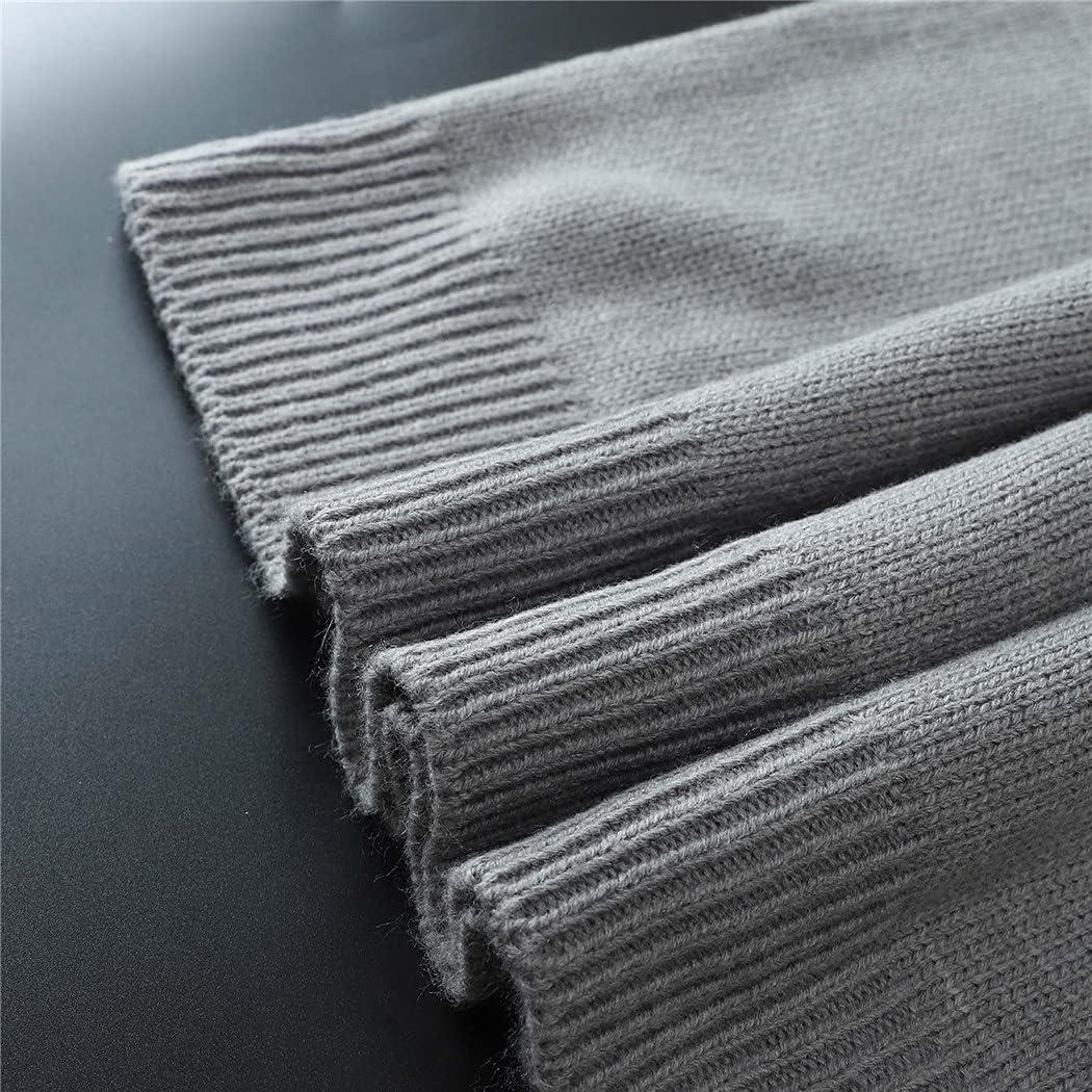 LOIUYBM Big Size Men Sweater Korean Jumpers Oversized Sweaters Pullover Knitted Streetwear Soft Knitwear
