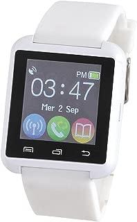 Clip Sonic Technology tec583W Reloj Inteligente Color Blanco