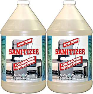 Low Temp Sanitizer-2 gallon case
