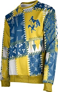 ProSphere McNeese State University Ugly Holiday Men's Sweater - Quilt