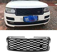 Front Bumper Upper Grille Gloss Black For Range Rover Vogue L405 2013-2017 Grill